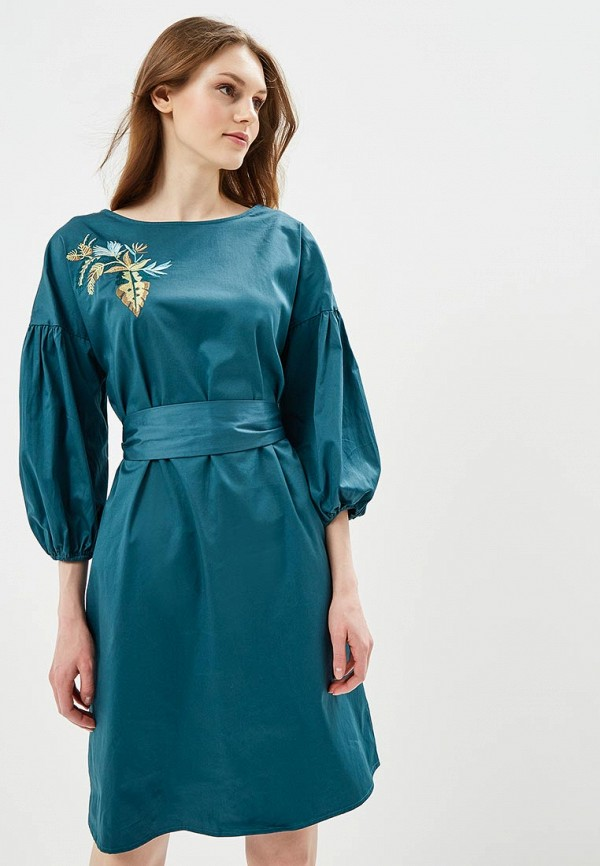 Платье Zarina Zarina ZA004EWAZNE8