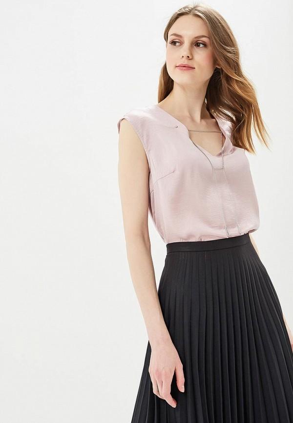 Топ Zarina, za004ewaznh0, розовый, Весна-лето 2018  - купить со скидкой