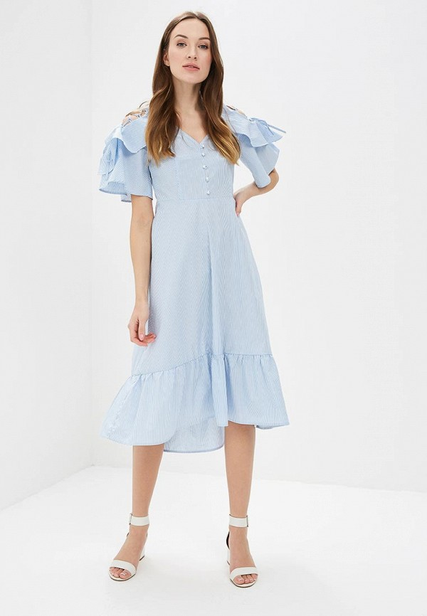 Платье Zarina  ZA004EWAZOB8