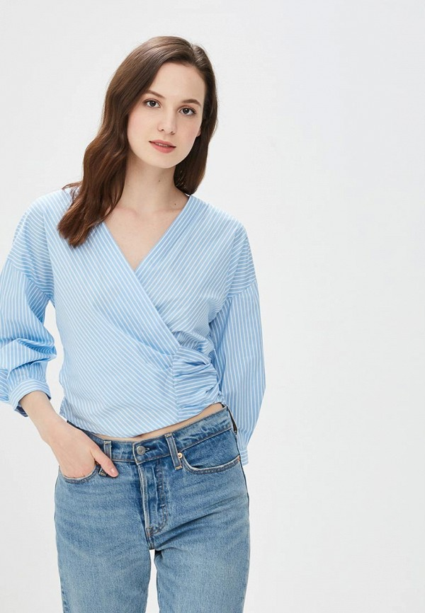 Блуза Zarina Zarina ZA004EWAZOH2 zarina блуза