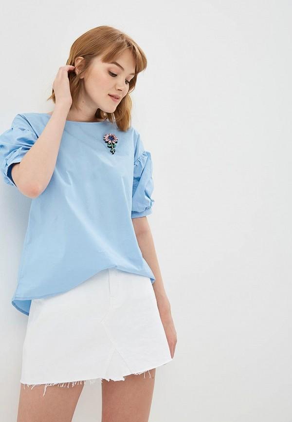 Блуза Zarina Zarina ZA004EWBMHV4 блуза zarina zarina za004ewysu26