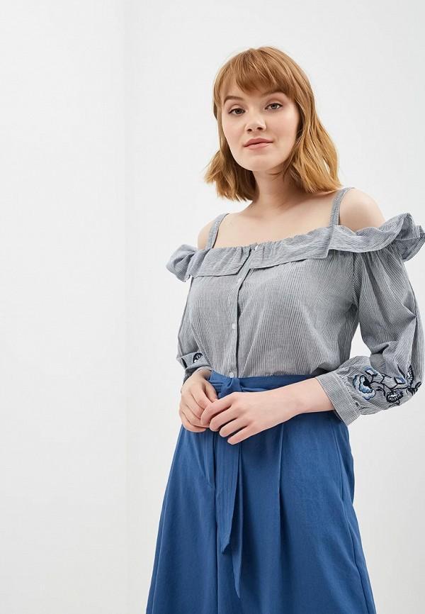 Блуза Zarina Zarina ZA004EWBMHZ3 zarina блуза