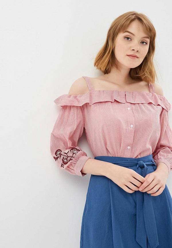 Блуза Zarina Zarina ZA004EWBMHZ4 zarina блуза
