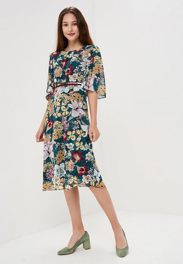Платье Zarina Zarina ZA004EWBUCM5 платье zarina zarina za004ewbuct9