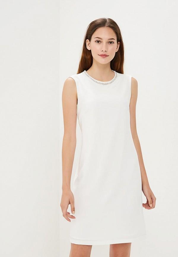 Платье Zarina Zarina ZA004EWBUCM6 футболка женская oodji ultra цвет черный кремовый 14701005 7 46147 2930f размер s 44