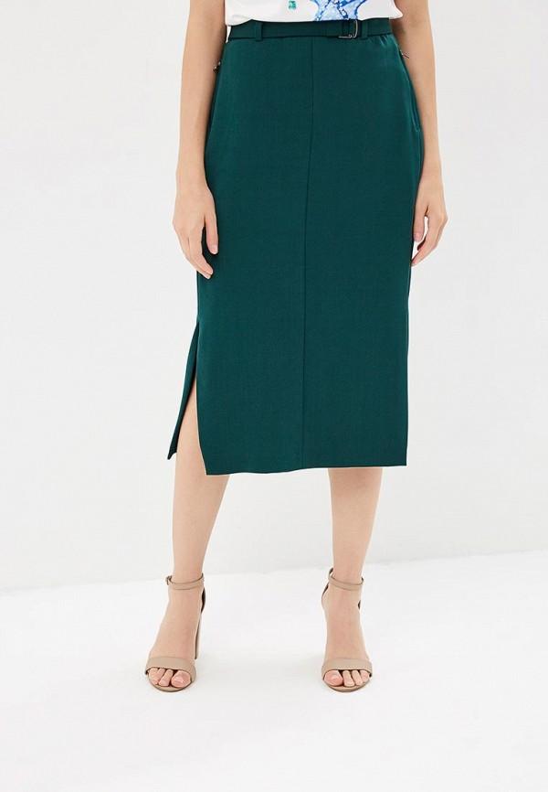Юбка Zarina Zarina ZA004EWBUCP8 юбка zarina цвет темно зеленый 8224206203017 размер 50