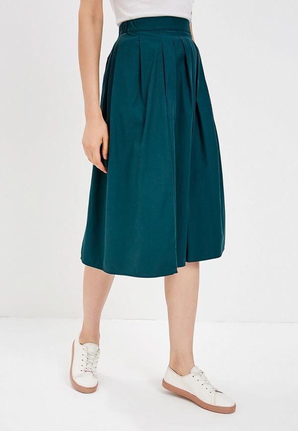 Юбка Zarina Zarina ZA004EWBUCQ4 юбка zarina цвет темно зеленый 8224206203017 размер 50