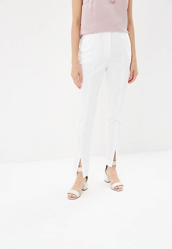 женские брюки zarina, белые