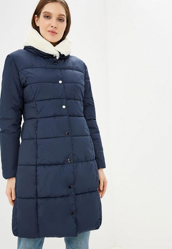 женская куртка zarina, синяя
