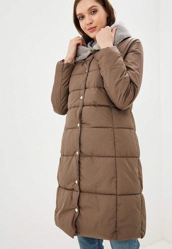 Куртка утепленная Zarina Zarina ZA004EWCSSF9 куртка утепленная zarina zarina za004ewabuh3