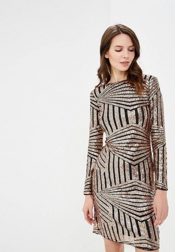 Платье Zarina Zarina ZA004EWCSSL4 платье zarina zarina za004ewazob4
