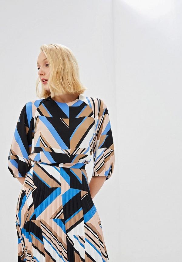 женская блузка zarina, разноцветная