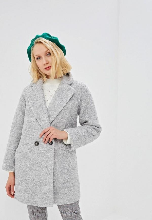 Пальто Zarina Zarina ZA004EWDRZA1 цена 2017