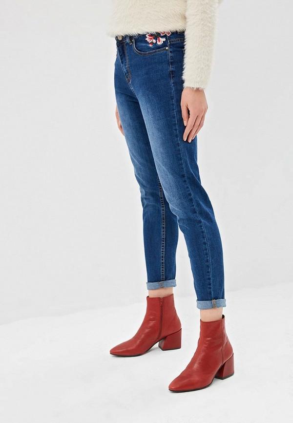 женские джинсы zarina, синие
