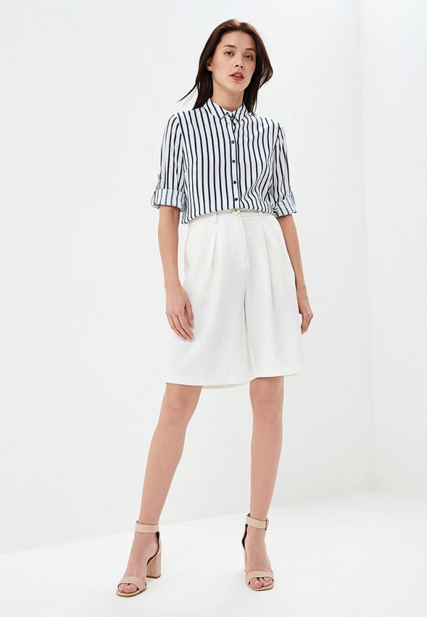 Фото 2 - женскую блузку Zarina белого цвета