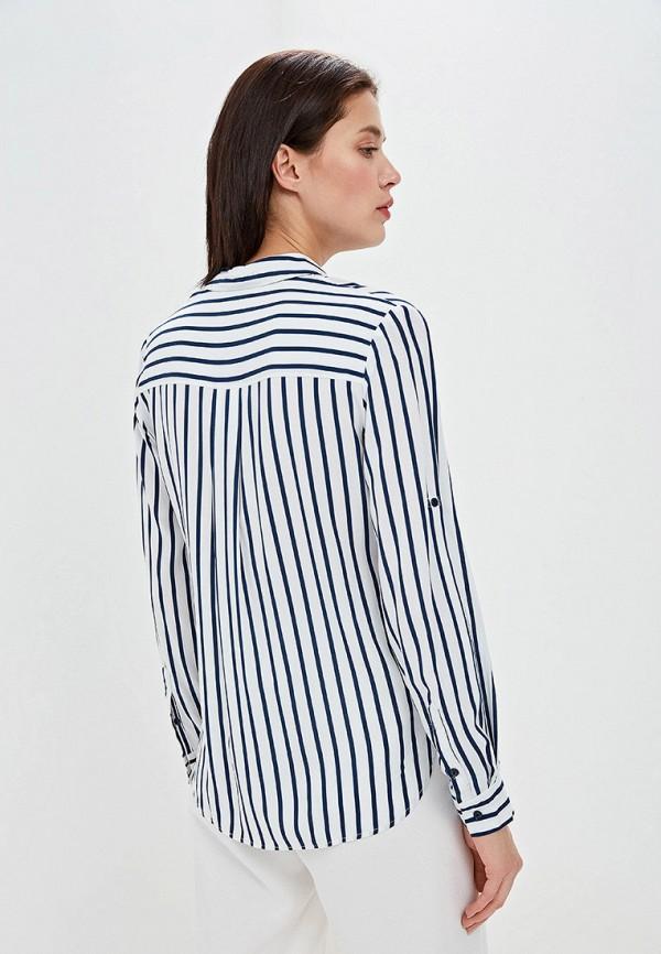 Фото 3 - женскую блузку Zarina белого цвета