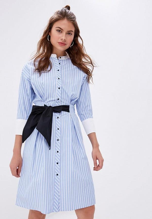 купить Платье Zarina Zarina ZA004EWEVNG1 по цене 2099 рублей