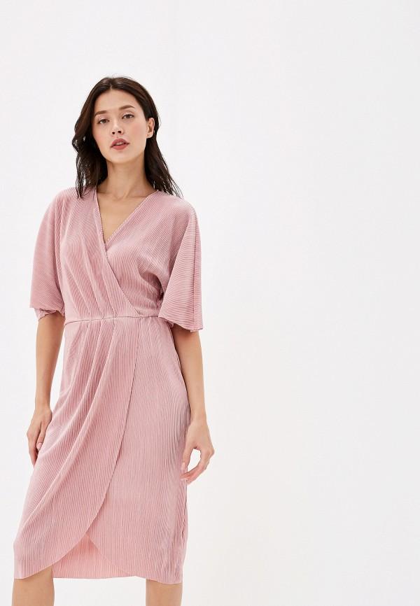 Купить женское платье Zarina розового цвета