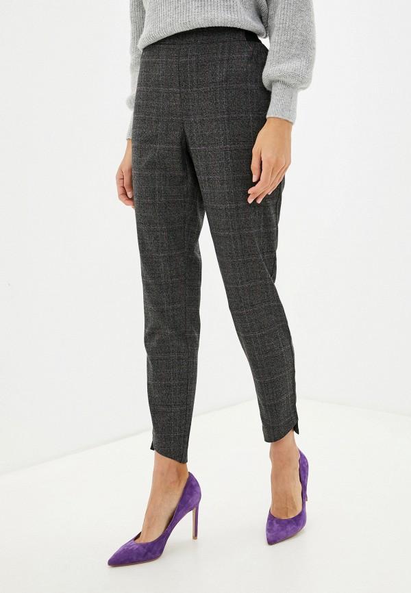 женские классические брюки zarina, серые