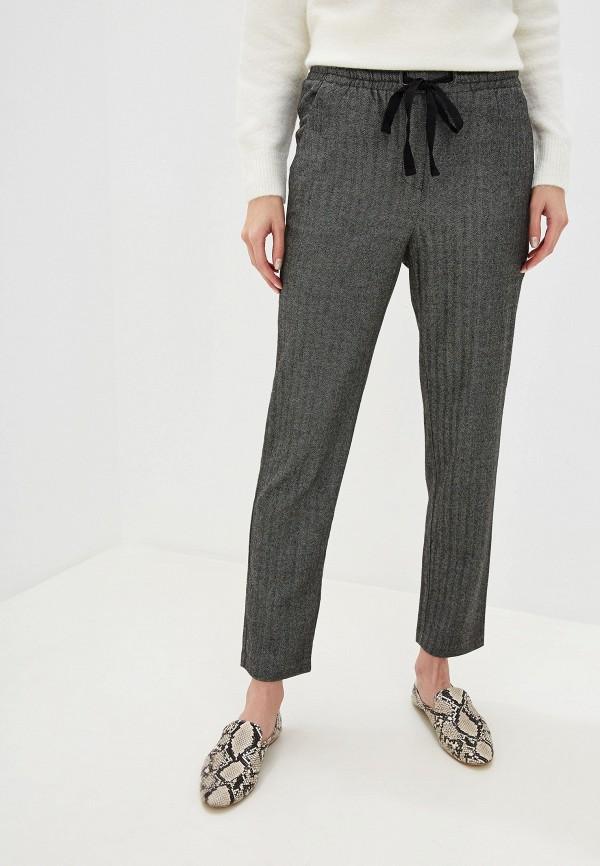 женские повседневные брюки zarina, черные