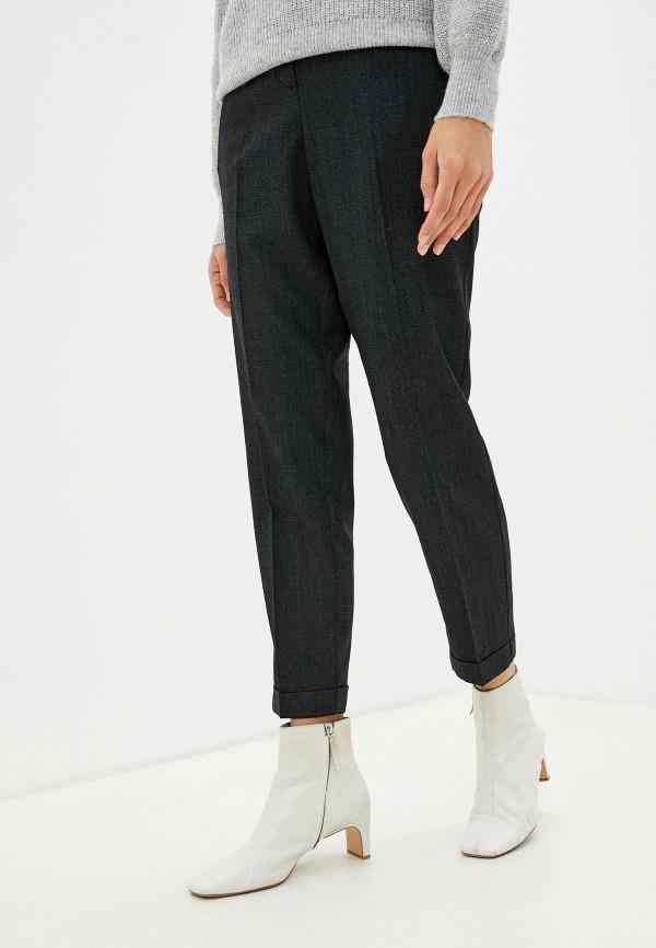 женские повседневные брюки zarina, синие