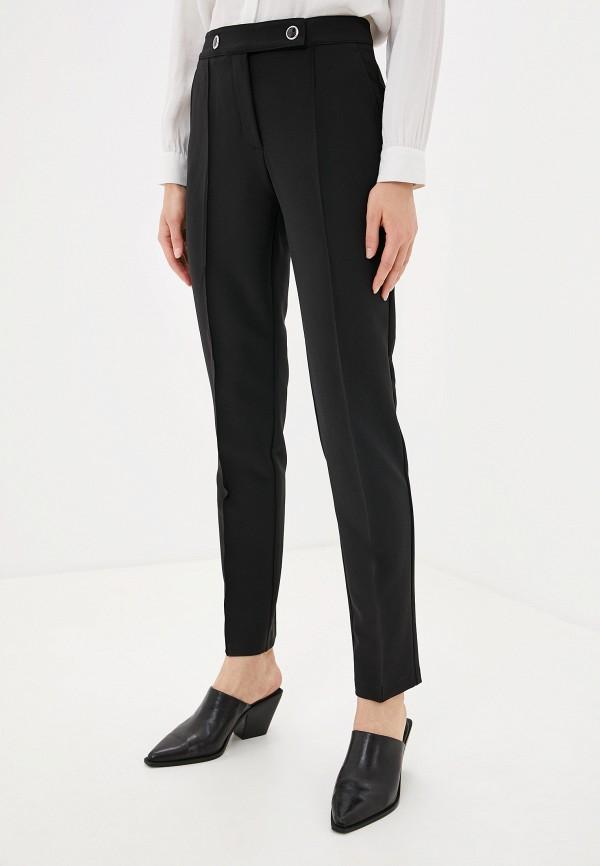 женские классические брюки zarina, черные