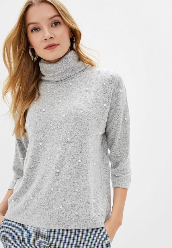 женский свитер zarina, серый