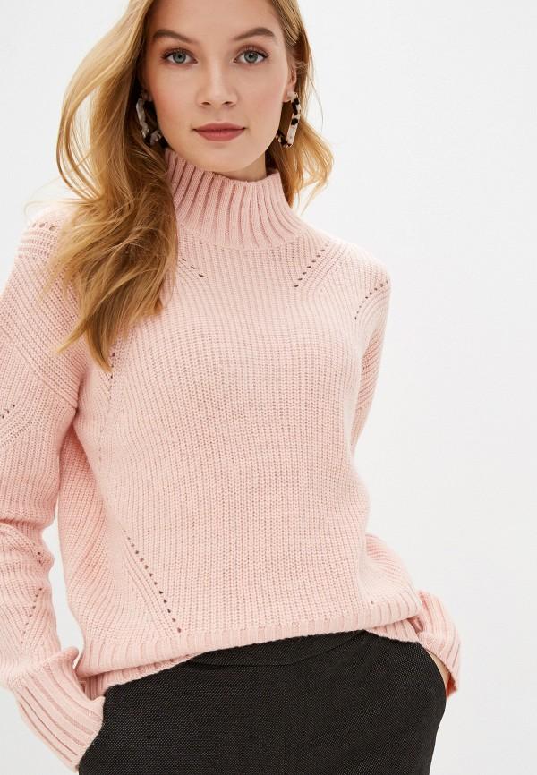 женский свитер zarina, розовый