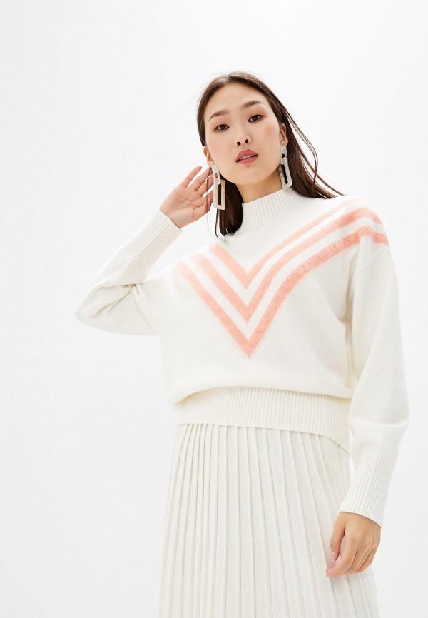 женский свитер zarina, белый