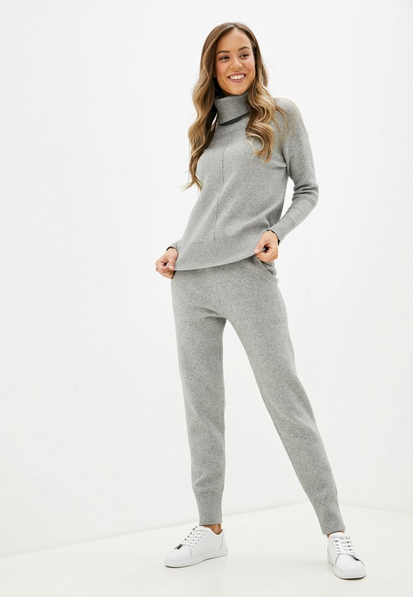 женский костюм zarina, серый
