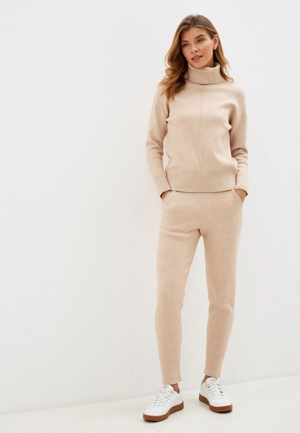женский костюм zarina, бежевый