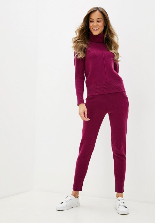 женский костюм zarina, фиолетовый