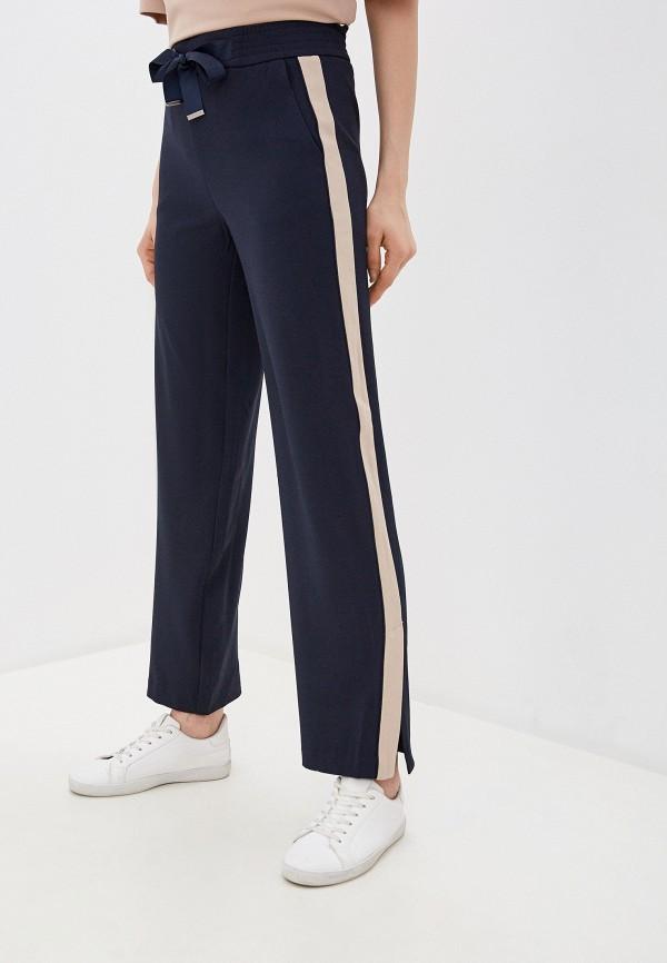 женские брюки zarina, синие