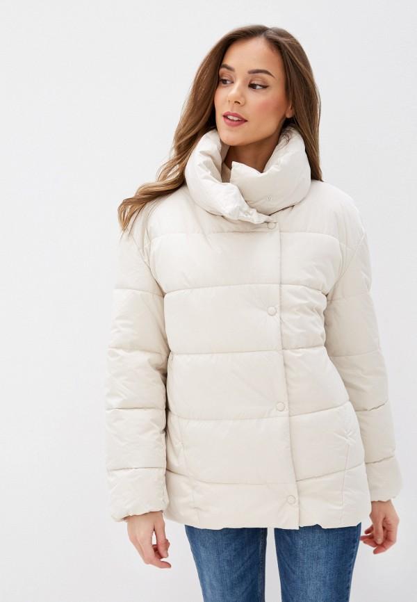 женская куртка zarina, белая