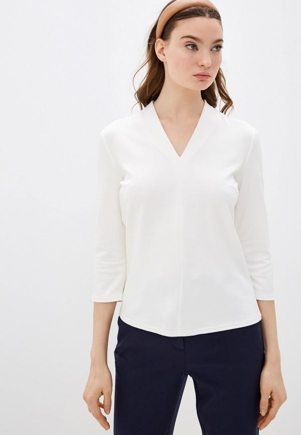 женский пуловер zarina, белый