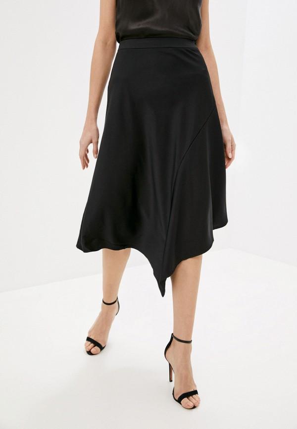 женская юбка zarina, черная