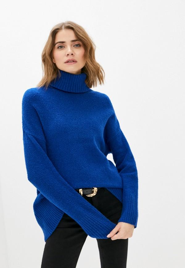 женский свитер zarina, синий