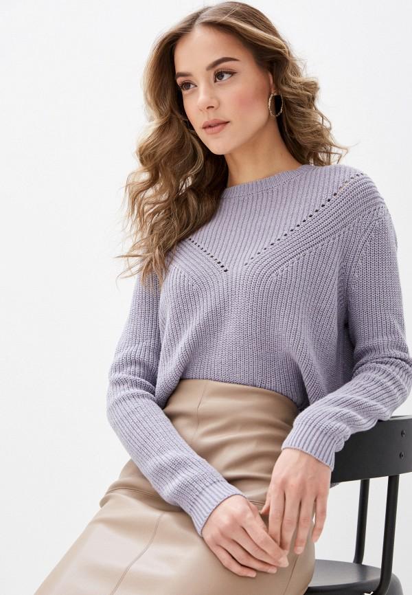 женский джемпер zarina, фиолетовый