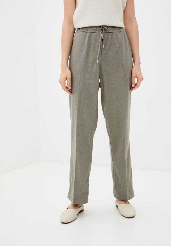 женские брюки zarina, хаки