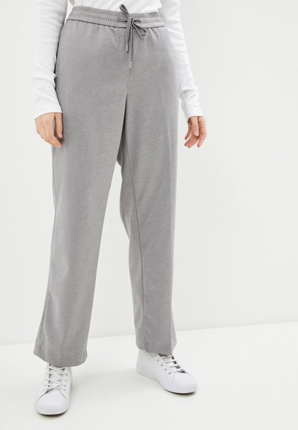 женские брюки zarina, серые