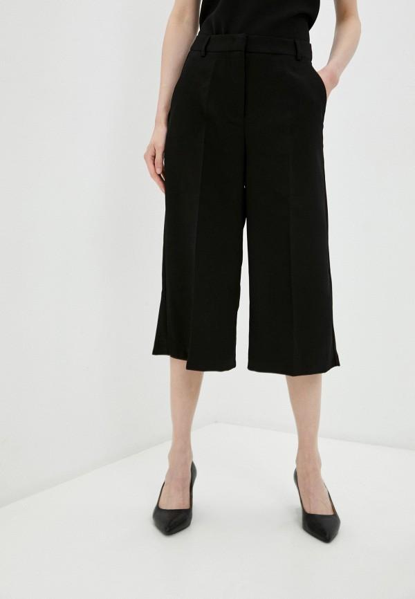 женские брюки zarina, черные