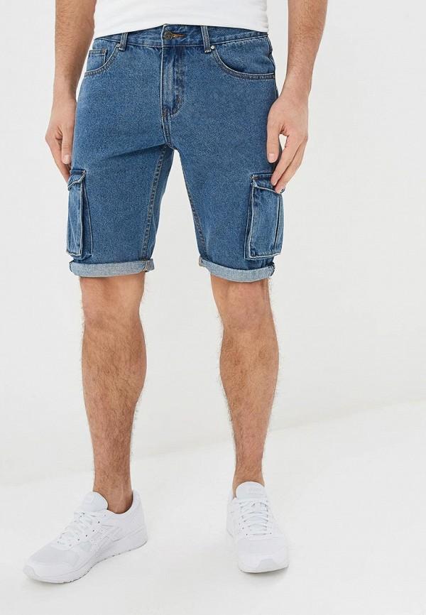 Шорты джинсовые Запорожец Heritage Запорожец Heritage ZA008EMERBS2