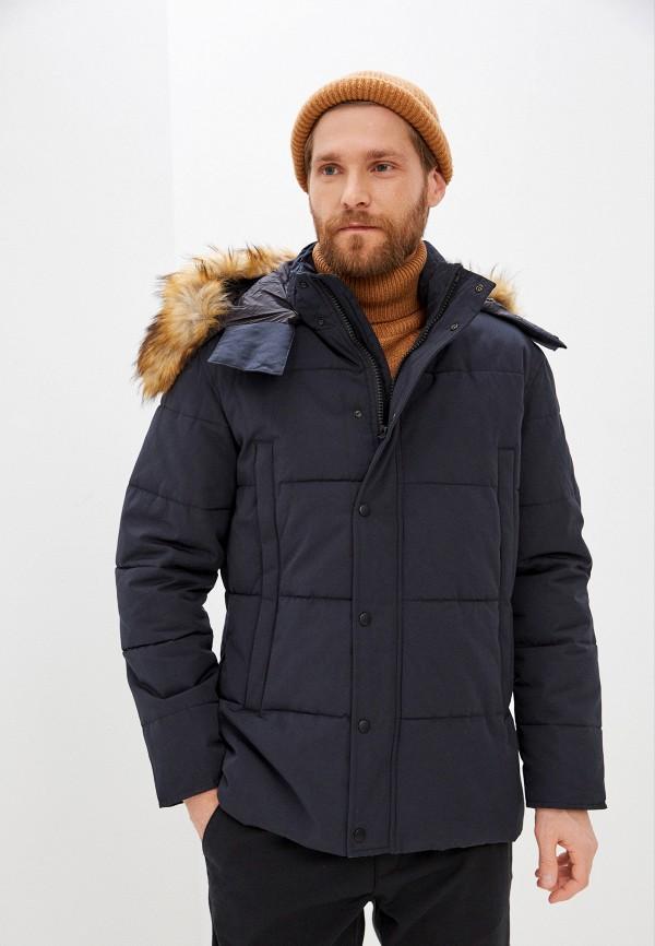 мужская куртка zayne, синяя