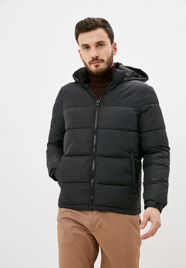 мужская куртка zayne, черная