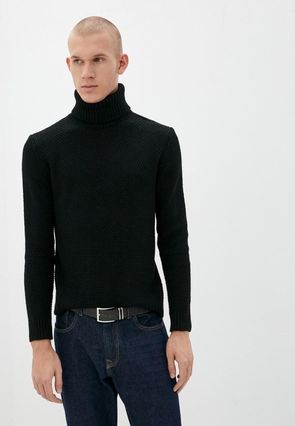мужской свитер zayne, черный