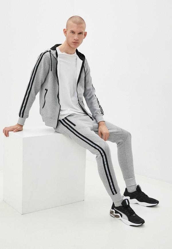 мужской спортивный костюм zayne, серый