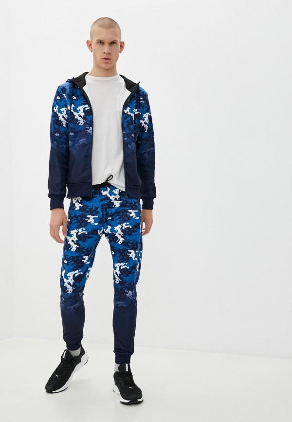 мужской спортивный костюм zayne, синий