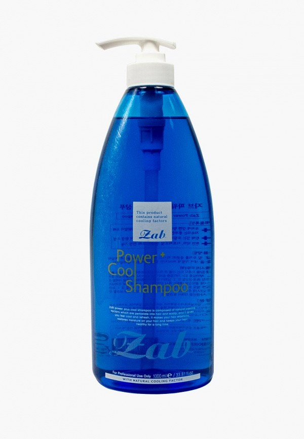 Шампунь Zab Zab ZA013LWCRPI8 освежающий шампунь 1 л zab