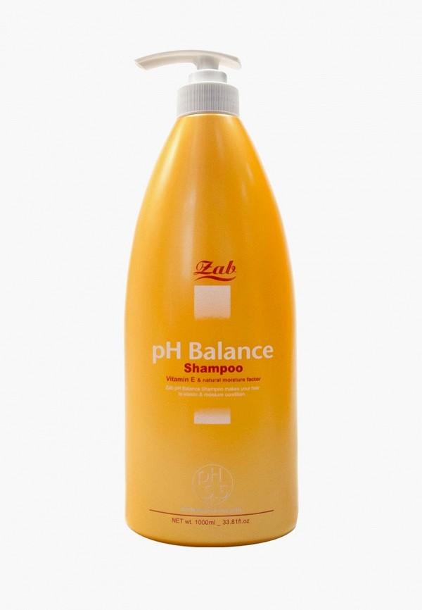 Купить Шампунь Zab, Восстанавливающийдля волос, 1000 мл, za013lwcrpj4, прозрачный, Весна-лето 2019