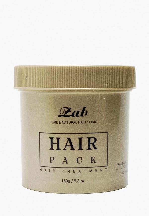 Купить Маска для волос Zab, Увлажняющая, 150 мл, ZA013LWCRPJ6, прозрачный, Осень-зима 2018/2019